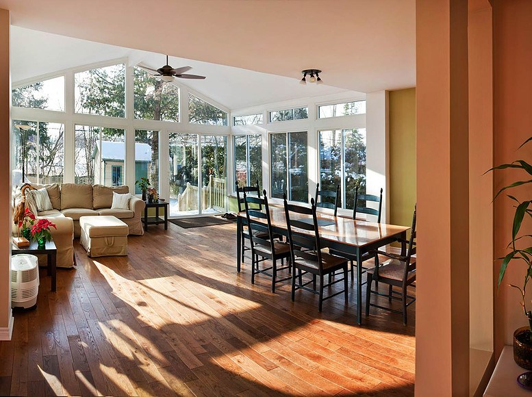 Choosing the Right Sunroom for You