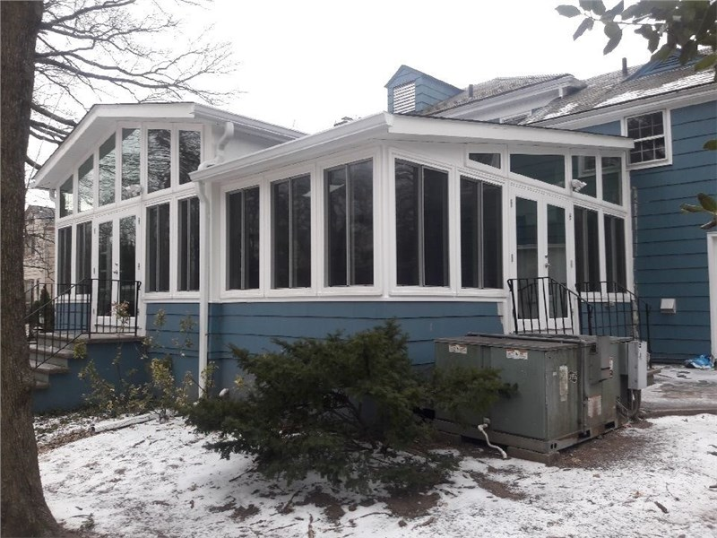 3 Ways to Keep Your Sunroom Warm in the Winter