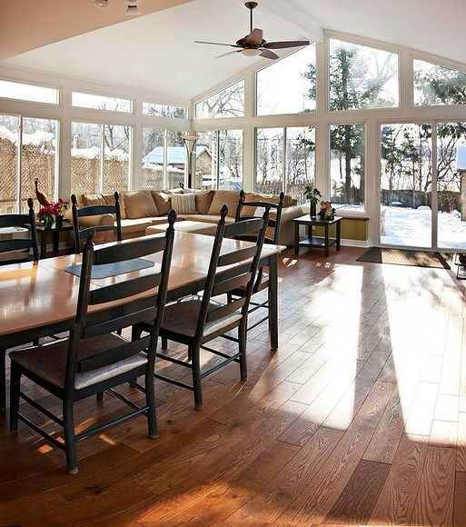 Sunrooms Additions: New Jersey Cathedral Sunrooms