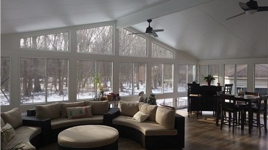 Holiday Deal. $2000 Off Your Sunroom Project