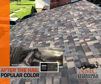 Black Sable is Shingle Color Choice of the Year for 2019