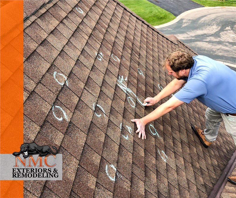 Request a No-Cost Spring Roof Inspection by NMC Exteriors