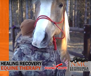 Equine Therapy helps Victims of Sex Trafficking Recover and Heal