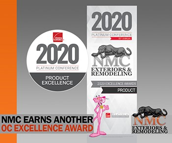 Look for NMC's Product Excellence Badge throughout 2020