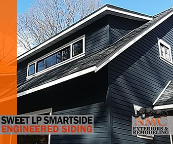 Ask NMC about the benefits of Engineered Siding