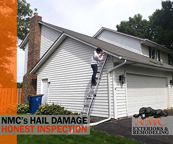 NMC Performs Honest Evaluations for Hail Damage