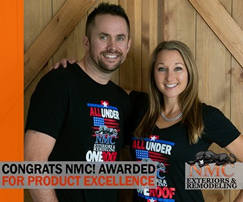 MC wins at Owens Corning's Platinum Preferred Conference
