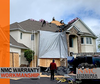 NMC Warranties Our Workmanship and We're Certified Installers of Top Warrantied Products