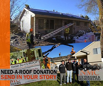 Call For Stories for NMC's Roof Donation Program; Submissions Due Sept 30th