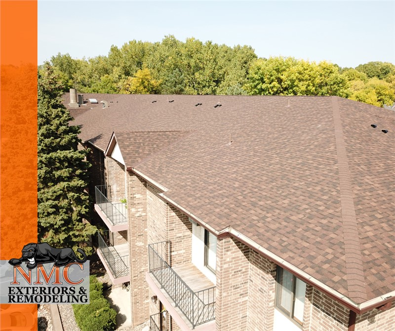 Full Roof Replacement on Apartments in Minnetonka, Minnesota