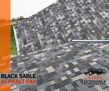 NMC offers an array of shingle styles and colors