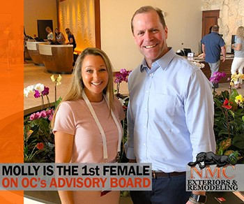 Molly is OC's First Female to join Advisory Board