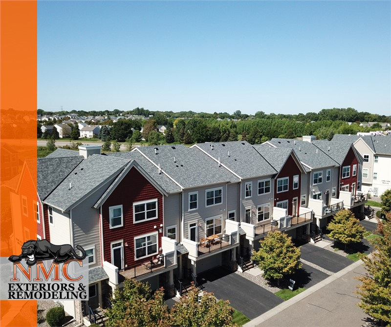 NMC Installs Top of the Line Commercial Roofs and Siding in Maple Grove, MN