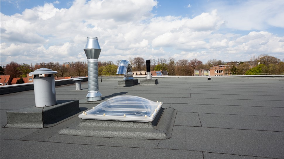 Flat Roofing Photo 1