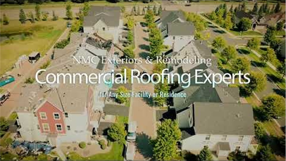 Commercial Roofing - Apartments Photo 1