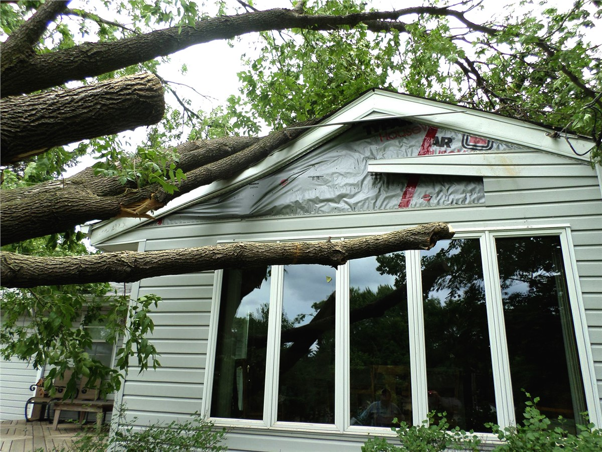 Minneapolis Insurance Claims Storm Damage Nmc Exteriors