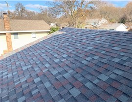 New Roof in Colonial Slate by NMC in Burnsville