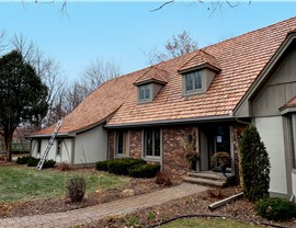 Insurance Approved Cedar Roof Replacement by NMC's Certified Installers