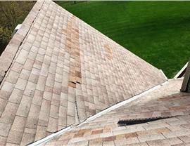 Roof Damage via Wind Storm