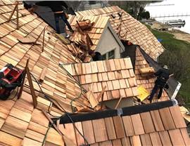 Roofing - Cedar Shake Photo 2