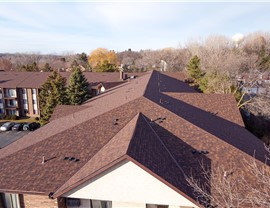 Commercial Roofing - Apartments Photo 2