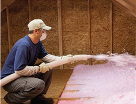 Insulation - Attic Photo 2