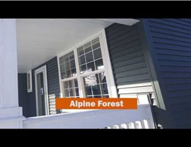 NMC Alpine Forest Vinyl Siding Before & After Video
