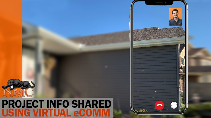 Using Virtual Communications for Exterior Care During COVID-19