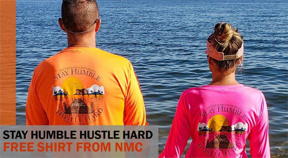NMC Free Shirt Giveaway!