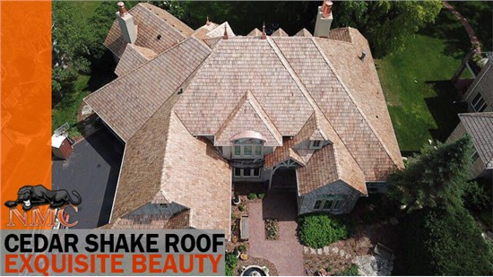 If Your Dream Roof is Cedar Shake, Then Partner with NMC