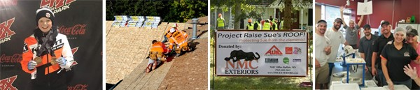 NMC Donates, Sponsors and is Dedicated to helping our local community