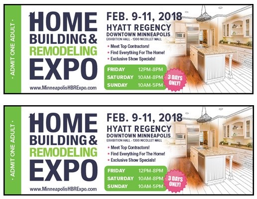 Visit Us At The Minneapolis Home Building And Remodeling Expo Adorable Home Remodeling Minneapolis Set