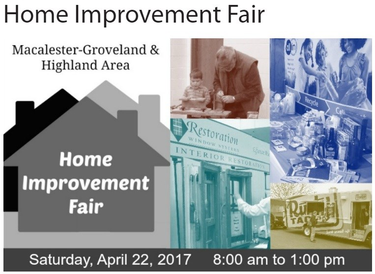 Macalester-Groveland Community Home Improvement Fair