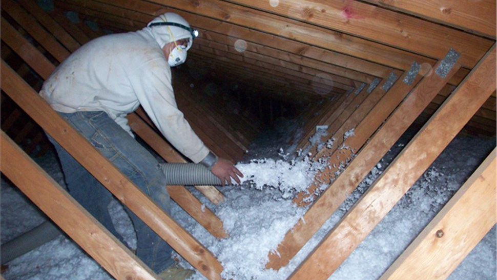 Attic Insulation Photo 1 & Minneapolis and St. Paul Attic Insulation | Minnesota Attic ...