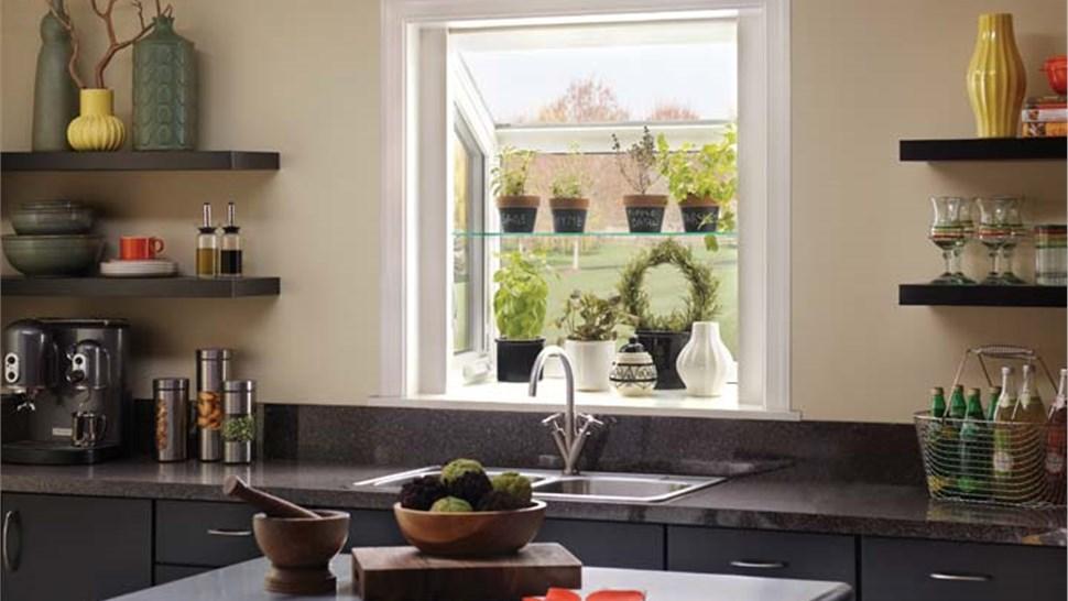 Garden Windows Photo 1