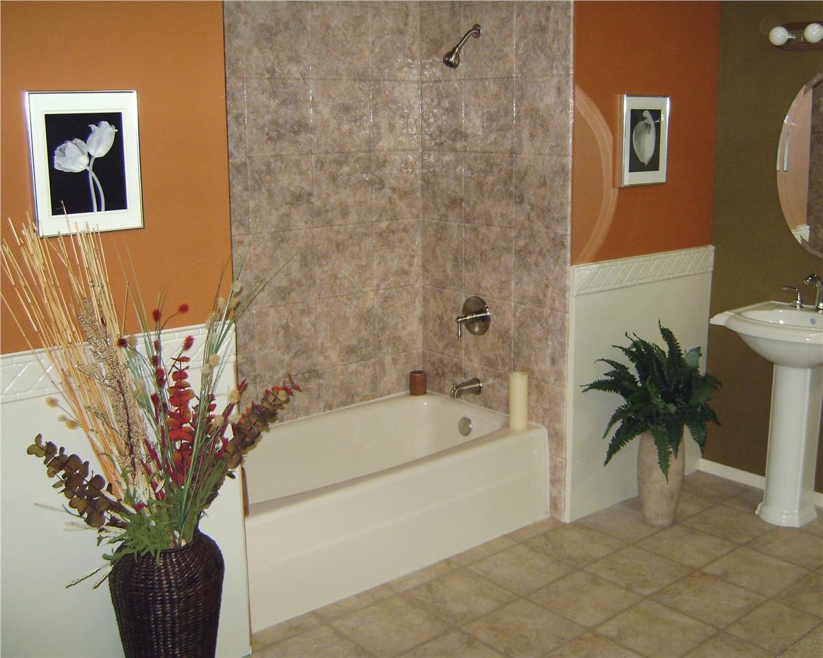 Minneapolis and St. Paul Bathtub Shower Combo   Minnesota Bathtub ...