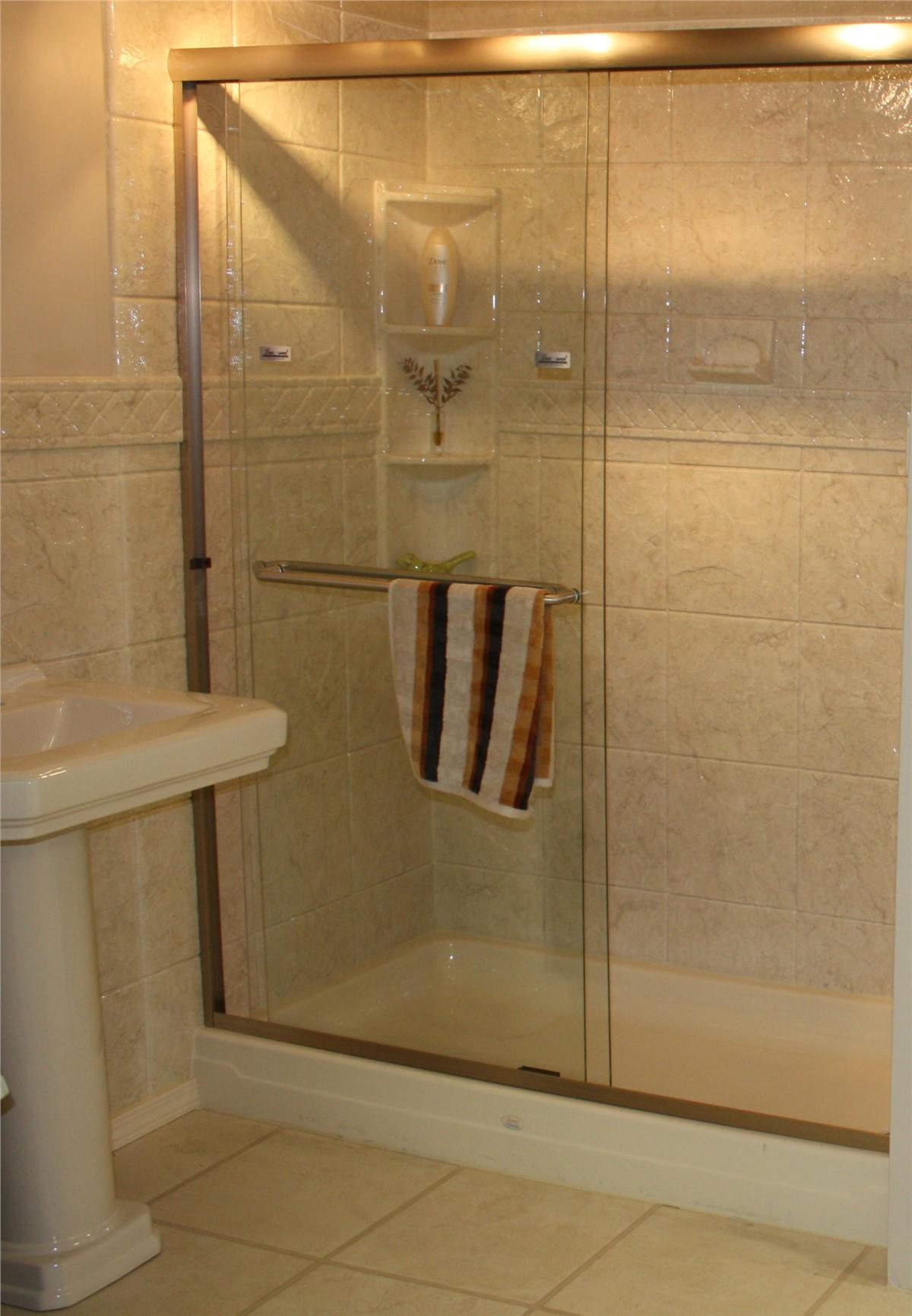 Minneapolis and St. Paul Shower Enclosures | Minnesota Shower ...