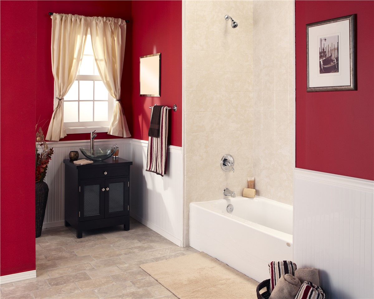 Minneapolis and St. Paul Bathtub Shower Combo | Minnesota Bathtub ...