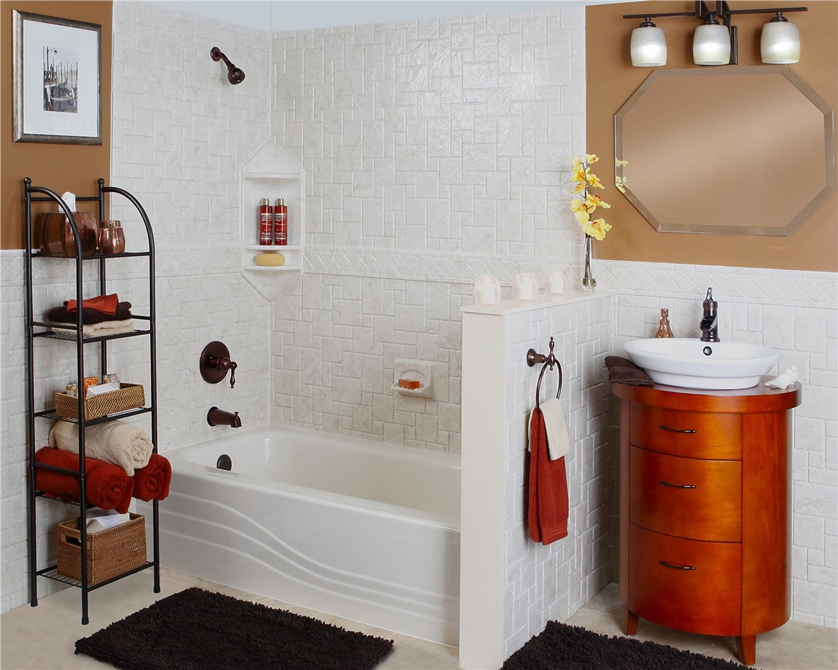 Minneapolis and St. Paul Tub Liners | Minnesota Bathtub Liners | NWFAM