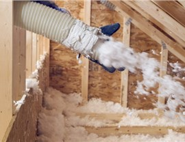 Attic Insulation Photo 3