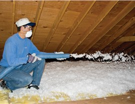 Attic Insulation Photo 4
