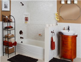 Bathtub Shower Combo Photo 2