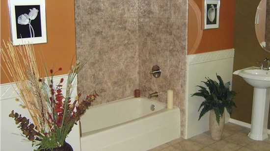 Big Bathroom Savings: $500 Off Acrylic Tub/Shower, $750 Off Onyx Surrounds