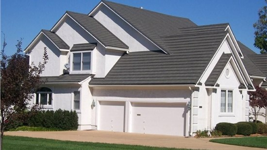 Stone-Coated Metal Roofing