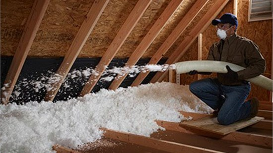 Free 5-Point Inspection with Attic Insulation Estimate