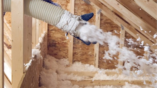 Save Energy & 50% Off Attic Insulation