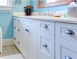 Bathroom Remodeling - Bathroom Cabinets Photo 3