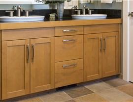 Bathroom Remodeling - Bathroom Cabinets Photo 2