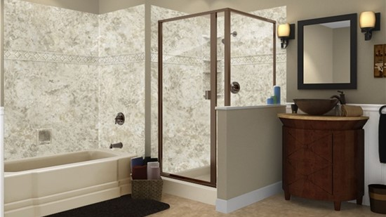 Save 10% on a Bath Remodeling