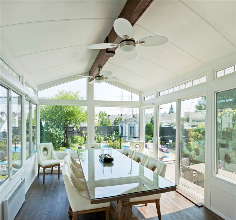 Enjoy Your Custom Sunroom Any Time of the Year